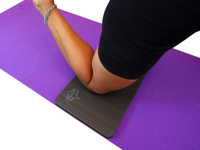 Yoga Knee Pad - Black