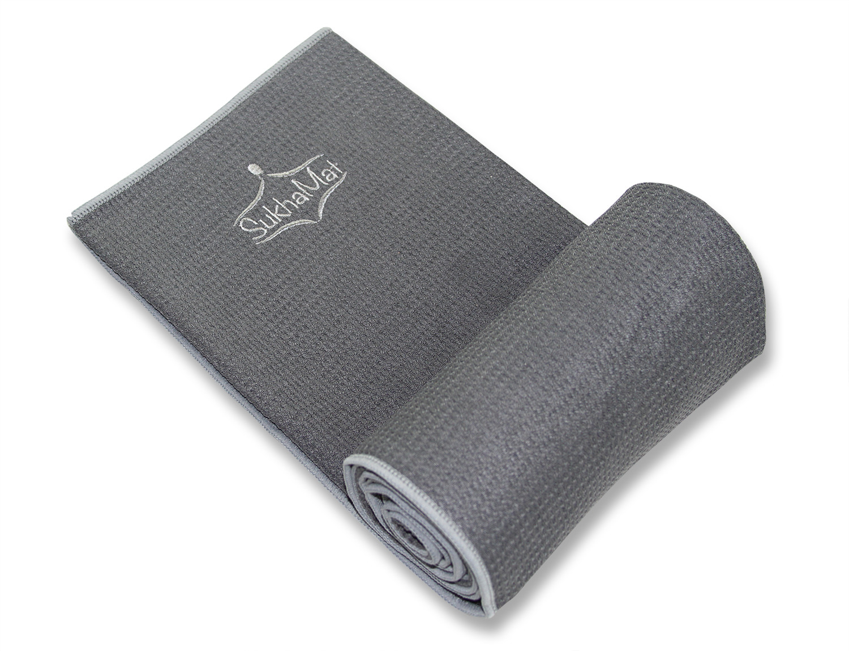 Non Slip Yoga Towel Yoga Knee Pad Sukhamat