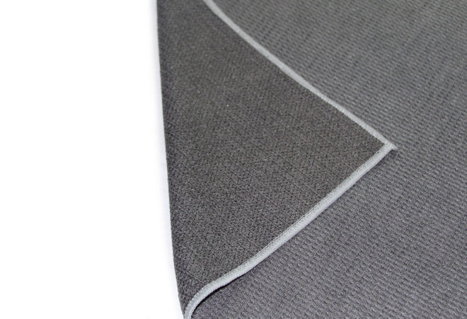Yoga Towel with Silicone Backing