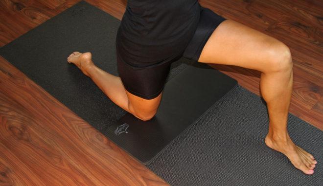 Yoga Knee Pad by SukhaMat