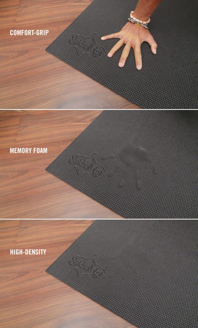 Comfort-Grip Yoga Mat